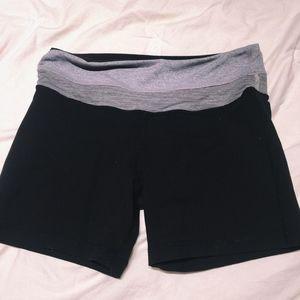 Reversible Lululemon Biker short